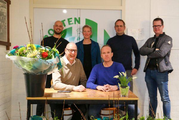 Nieuwe sponsors asv Dronten voorjaar 2020